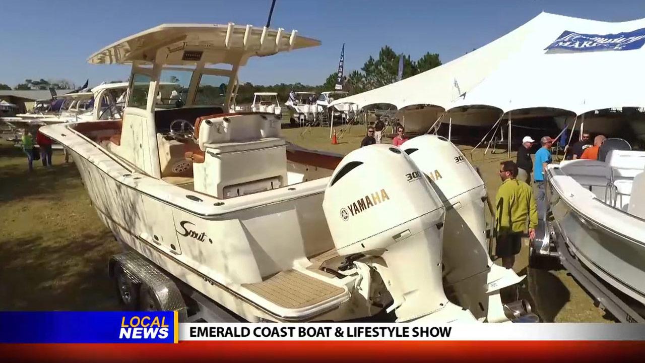 Emerald Coast Boat & Lifestyle Show - Local News