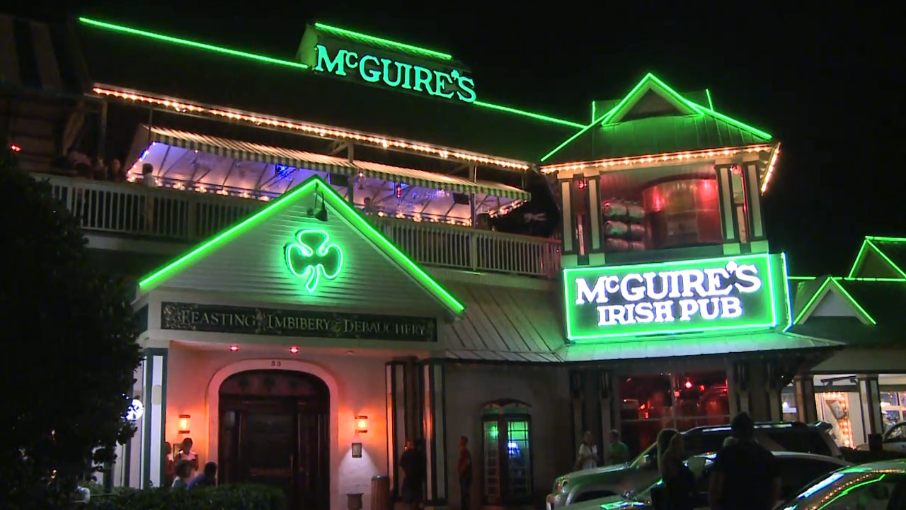 McGuire's Irish Pub - Nightlife