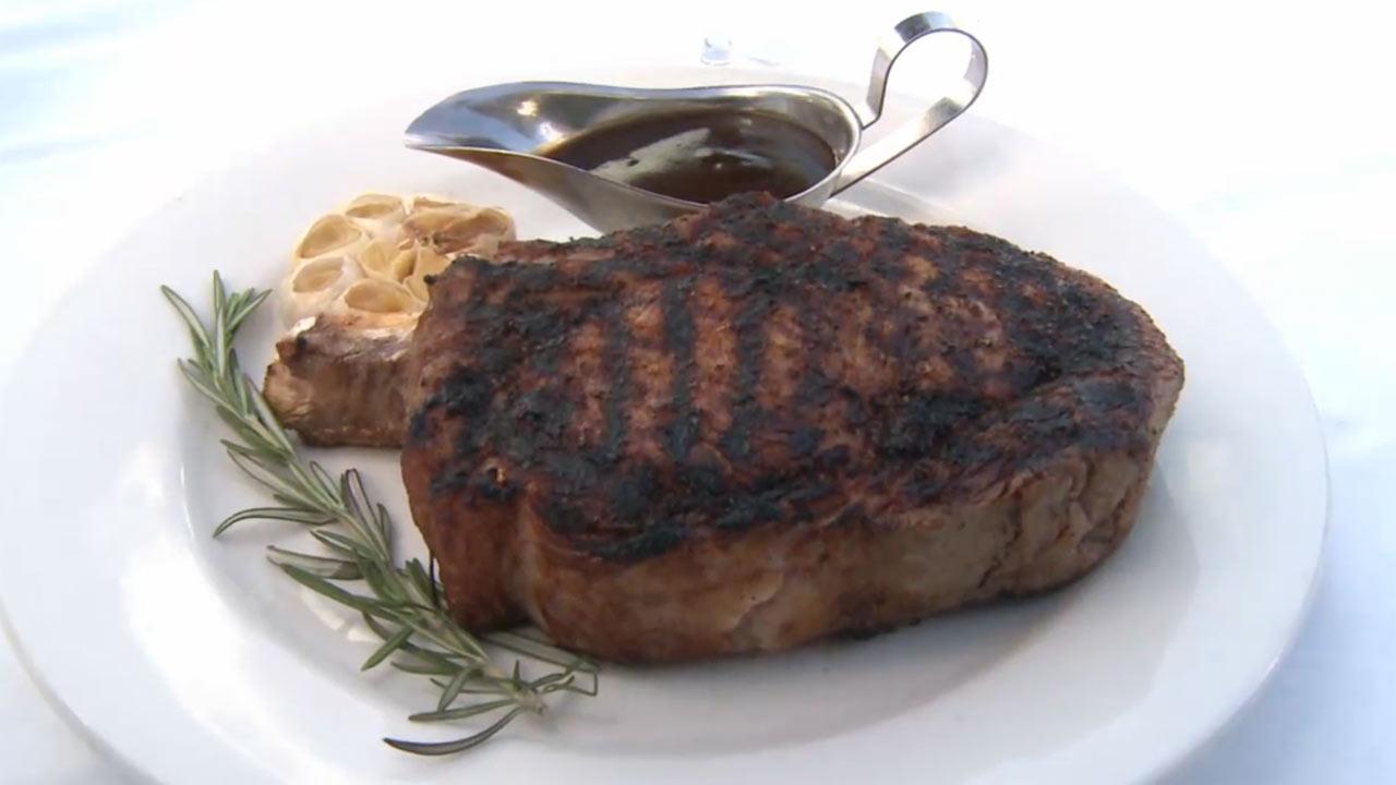 Kim Quach from Prime Steakhouse - Celebrity Chefs