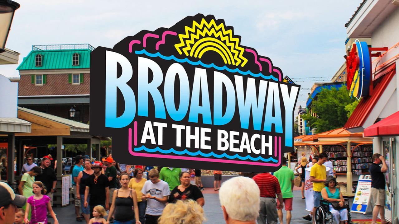 Broadway  Theaters In Myrtle Beach Sc