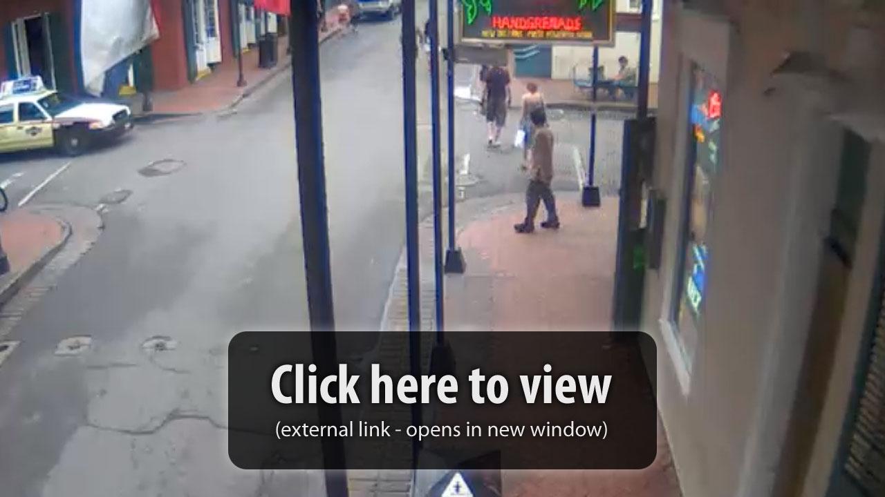 Bourbon street live webcam tripsmarter com for Live camera website