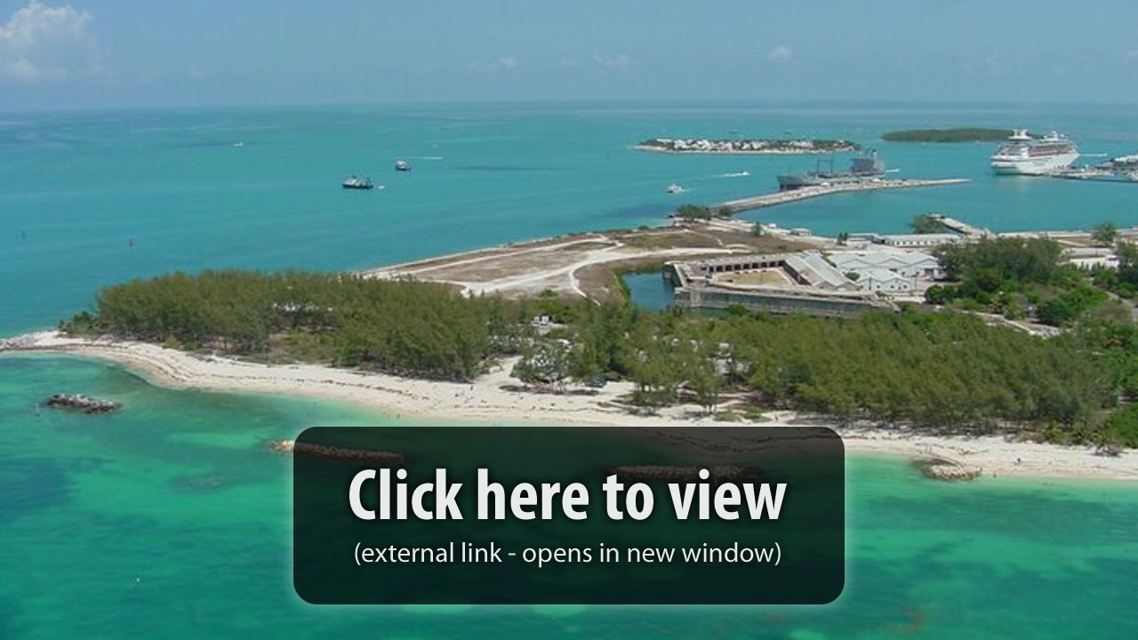 Fort Zachary Taylor Live Cam Tripsmarter Com