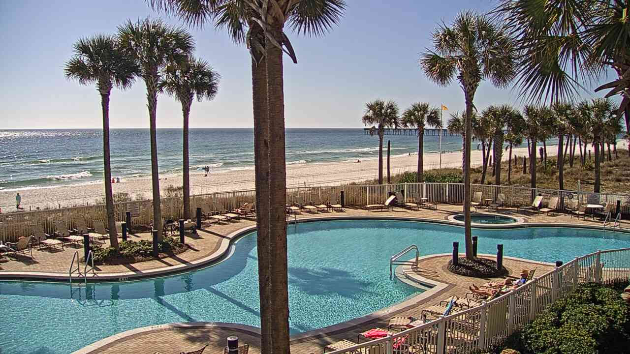 Holiday Day Inn Express Panama City Beach
