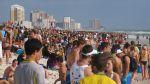Spring Break in Panama City Beach, FL