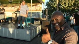 Key West Soul Man Robert Albury - Music Scene