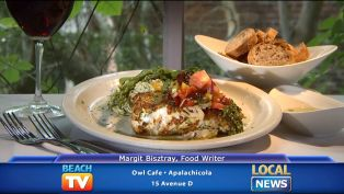 Margit Bisztray visits Owl Cafe - Local News