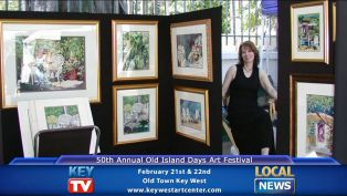 Old Island Days Art Festival - Local News