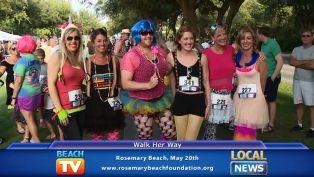 Walk Her Way -  Local News