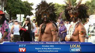 Masquerade March - Local News