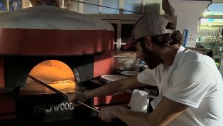 Alessandro Piazzo and Davide Cremascoli from Onlywood Pizzeria - What's Your Story?