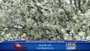 Atlanta Dogwood Festival Interview - Local News