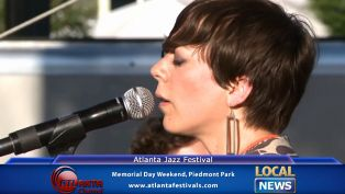 Atlanta Jazz Festival Welcome - Local News