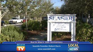 Seaside founder Robert Davis on Bud & Alley's 30th Anniversary - Local News