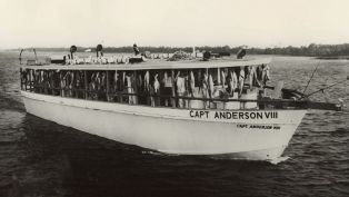 Capt. Ken Anderson from Capt. Anderson Fishing Boat - A Note of History