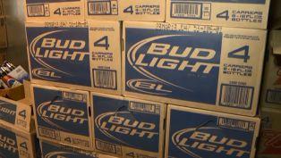 Bud Light Truck Ride Along - Nightlife