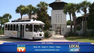 Sunshine 30A Trolley - Local News
