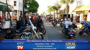 Phil Peterson's Poker Run - Local News