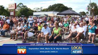 Irish Italian International Festival - Local News