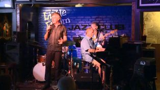 Denis Hyland from Little Room Jazz Club - Nightlife