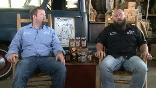 Trey and Bryan Boggs from Palmetto Distillery - What's Your Story?