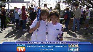 Take-A-Kid Fishing Day - Local News