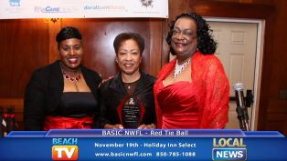 BASIC NWFL Red Tie Ball - Local News