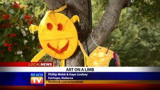Art on a Limb - Local News
