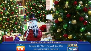 Holiday Events and Shopping at Panama City Mall - Local News