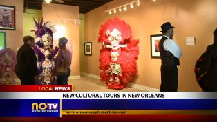 New Cultural Tours In New Orleans - Local News