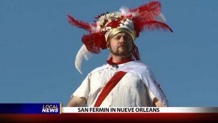 San Fermin in Nueve Orleans - Local News