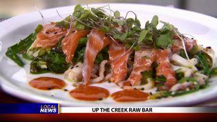 Up the Creek Raw Bar - Local News