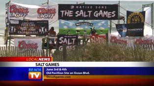 Salt Games - Local News