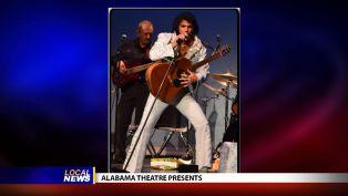 Alabama Theatre Presents - Rick Alviti's Tribute to Elvis