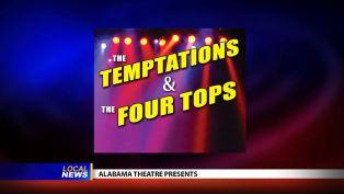 Alabama Theatre Presents - Temptations & The Four Tops