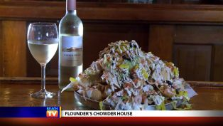 Flounder's Chowder and Ale House - Dining Tip