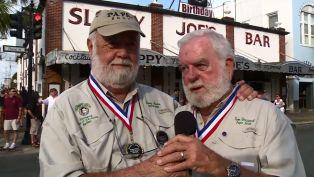 Hemingway Lookalike Contest - Nightlife