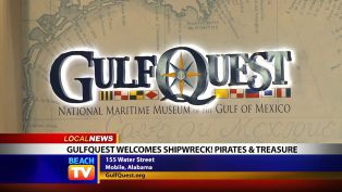 Shipwreck! Pirates & Treasures at GulfQuest National Maritime Museum  - Local News