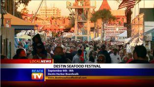 Destin Seafood Festival - Local News