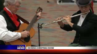 Dickens Christmas Show - Local News