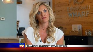 Meghan Hall from Keller Williams Real Estate Outlook Update - Local News