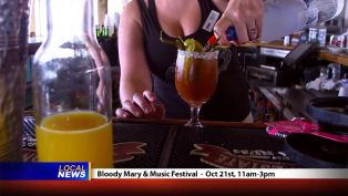 Bloody Mary & Music Festival at Schooners