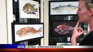 Artwalk Downtown Apalachicola - Local News
