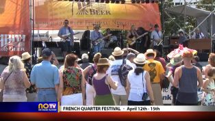 French Quarter Festival - Local News