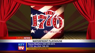 Waterfront Playhouse Presents 1776 the Musical - Local News