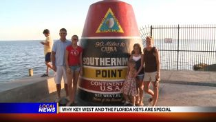 Joe Garcia on Why Key West is Special - Local News