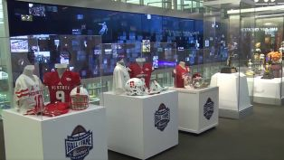 First Penalty Flag at the College Football Hall of Fame - Did You Know?