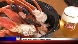 Boardwalk Billy's Raw Bar & Ribs - Dining Tip