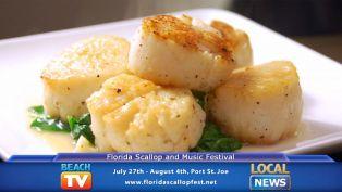Florida Scallop Festival - Local News