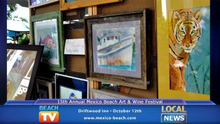 Mexico Beach Art and Wine Festival - Local News