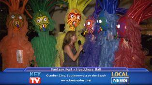 Headdress Ball - Local News